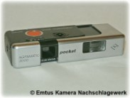 Agfa Agfamatic 3000 pocket Typ 2302/100 (Color Apotar)