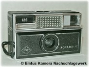 Agfa Agfamatic 126 Typ 2550/214 (France)