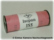 Agfa Isopan-ISS (Super Special)